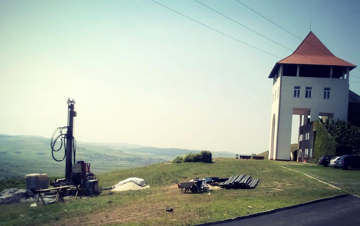 Foraje Ilfov, Bucuresti, Prahova, Brasov
