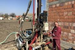 Operator de foraje de la Tipfor Timisoara