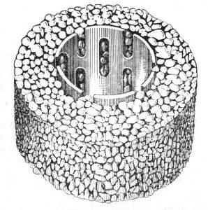 filtru din pietris margaritar