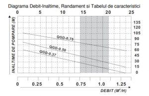 diagrama de debit